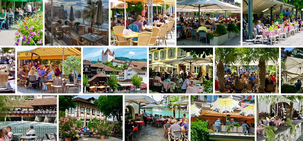 Restaurantgutscheine gewinnen! - Shopping in der Thuner Innenstadt