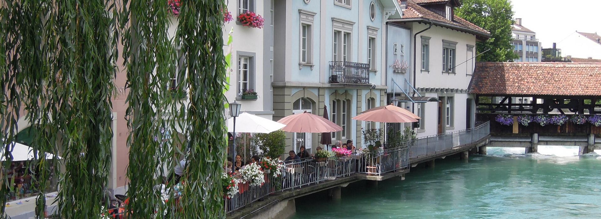 Generalversammlung - Shopping in der Thuner Innenstadt