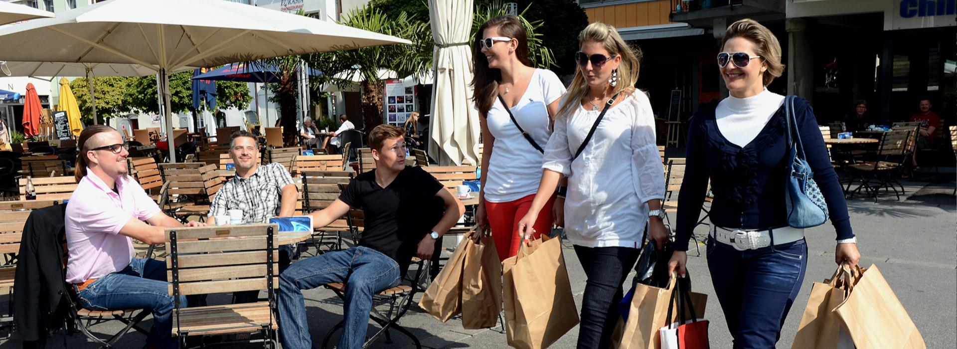 AGB für Konsumenten (Allgemeinen Geschäftsbedingungen) - Shopping in der Thuner Innenstadt